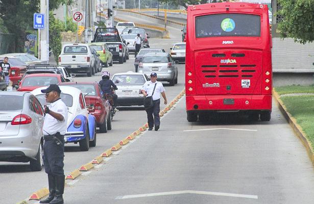 Busca Canaco solución al problema de policías viales que extorsionan a turistas