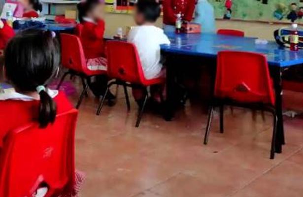 Piden cambio de maestros en Amatillo por inasistencia