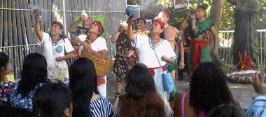 Conmemoran natalicio de Cuauhtémoc en explanada del Ayuntamiento