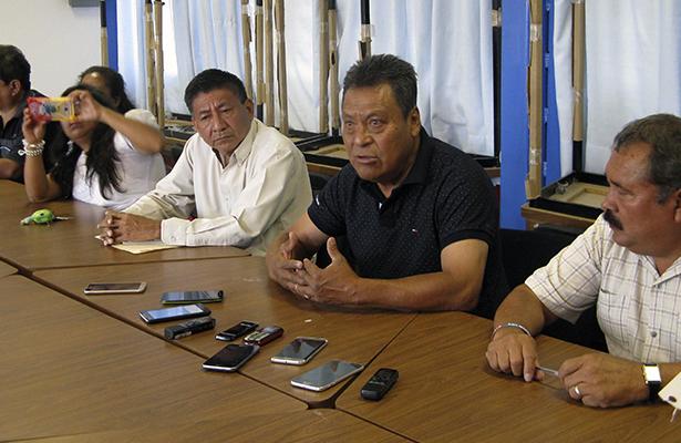 Orden de aprehensión contra líder de APPG por allanar bodega en 2014