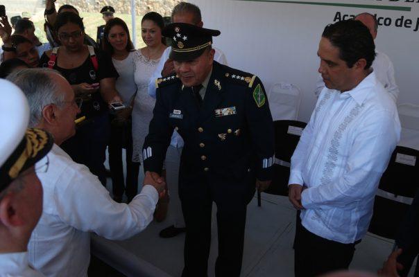 Existen garantías en Chilapa para que maestros acudan a las escuelas: Comandante