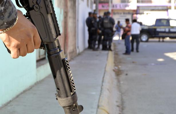 Se hace lo humanamente posible para enfrentar la violencia, afirma Evodio