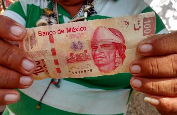 Alertan en Ixtapa por billetes falsos