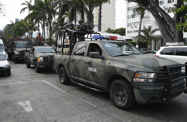Guerrero tiene fuerte problema de seguridad