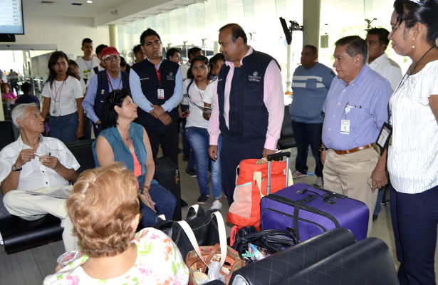 Lleva Profeco 62 quejas presentadas por turistas en la temporada vacacional