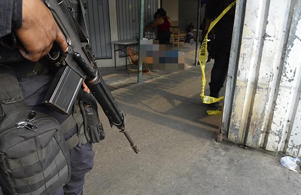 Primer cuadro de la ciudad, foco rojo de delincuencia: GCA