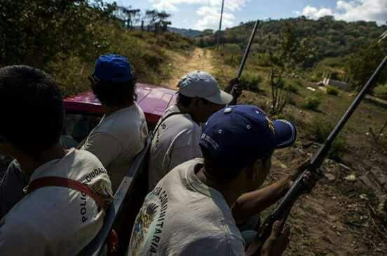 Exige el CECOP salga la UPOEG de los Bienes Comunales de Cacahuatepec