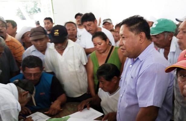 Ciudadanos denuncian irregularidades en elección de comisarios