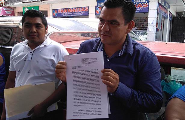 Denunciarán trabajadores no basificados ante el TCyA a Marco Leyva Mena