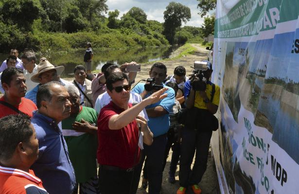 Brindará el Estado seguridad a comerciantes de Chilpo: HAF