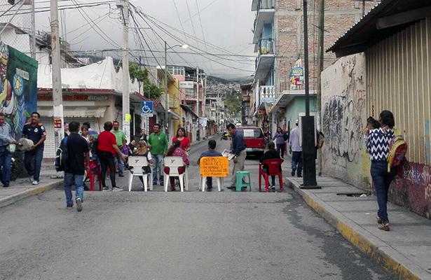 Piden a trabajadores de la SUSPEG  no afectar más a la población