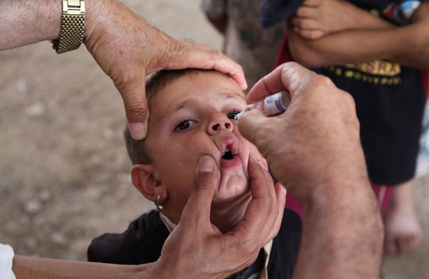 Mantiene México 20 años sin que se registre un nuevo caso de poliomelitis