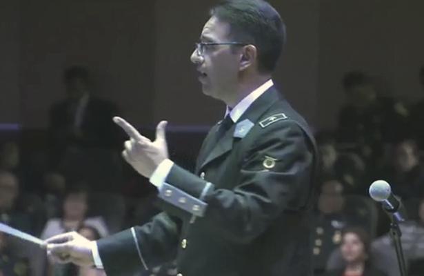 ¡Hoy!, La Orquesta Sinfónica Coro y Mariachi, así como La Banda de Música de la IX Región Militar, en concierto en Chilpancingo.