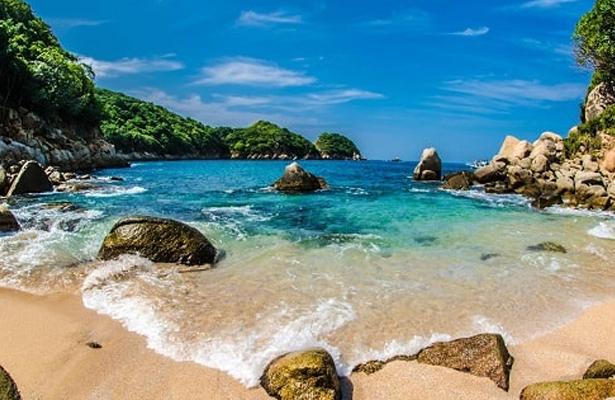 Continúan trabajos de certificación de playa de la Roqueta: Profepa