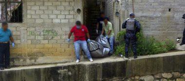 Sin localizar cadáver encontrado en fosa clandestina en Barranca de La Laja