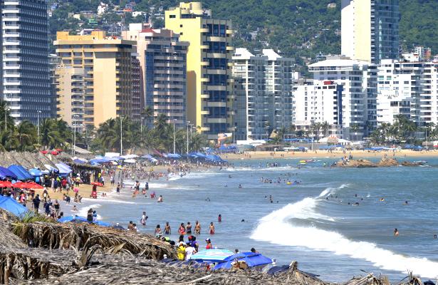 Repunta la ocupación hotelera previo al tercer fin de semana de la temporada vacacional