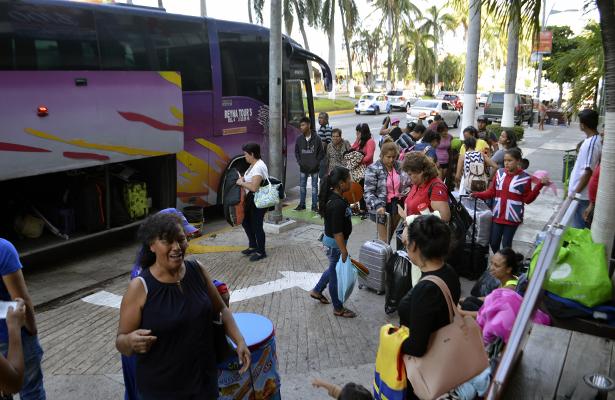 Ocupación hotelera en Acapulco alcanza el 64.9%