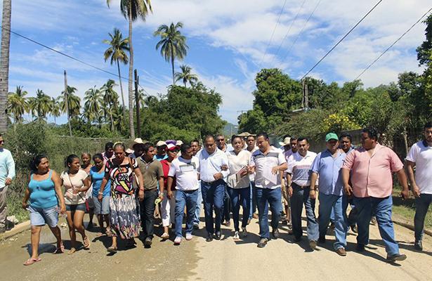 Descarta Astudillo sanción para opositores a alcaldesa de Apango