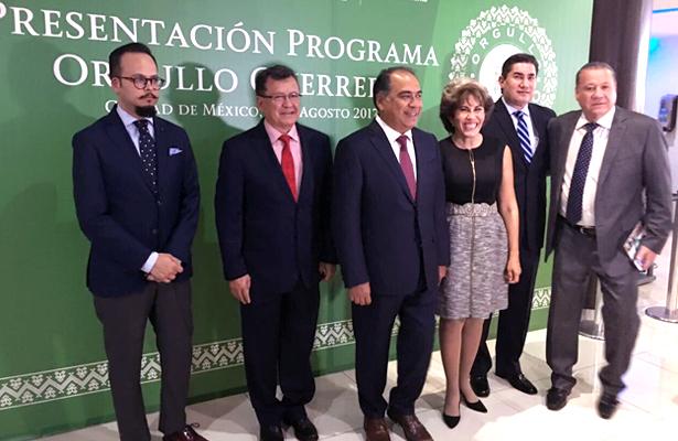 Muestran Orgullo Guerrero a México