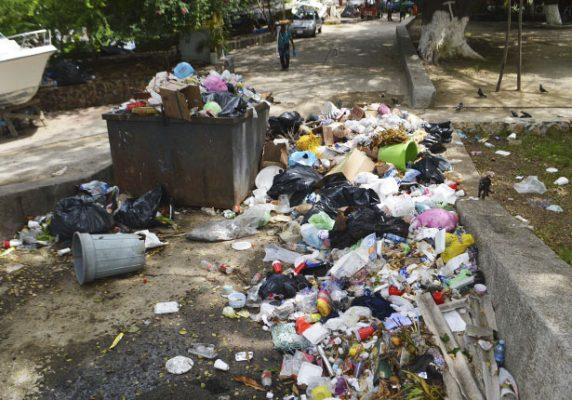Reconoce Salud cuatro puntos de contaminación