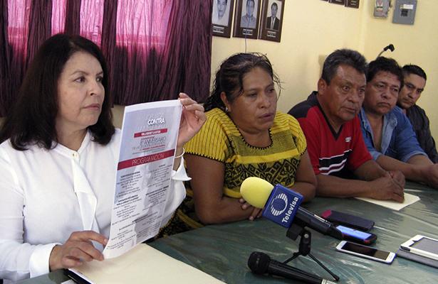 Buscará viuda de Chavarría que corte internacional atraiga el caso