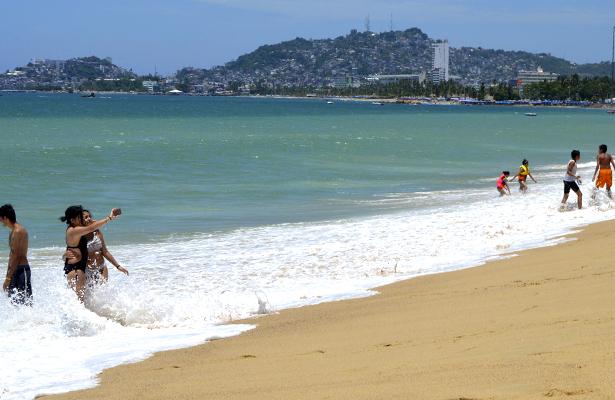 Último viernes de la temporada, Acapulco registra un 52.1% de ocupación hotelera