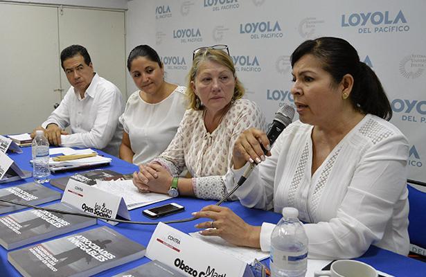 """""""Nos han negado la justicia"""", asegura viuda de Chavarria"""