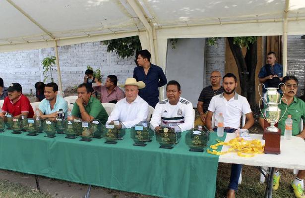 Concluye con gran éxito la Copa-Azteca 2017 en Tecpan