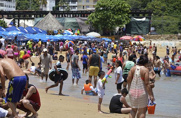 Mantiene Acapulco una ocupación hotelera del 60.8 por ciento