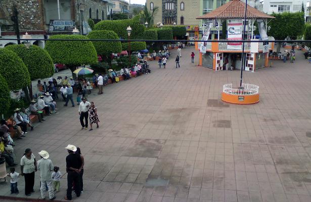 Por amenazas, suspenden servicio de transporte público en Teloloapan