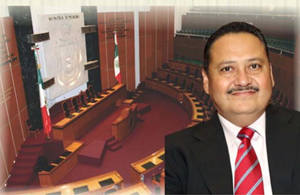 Por negligencia administrativa, inhabilitan al diputado local Héctor Vicario por 10 años