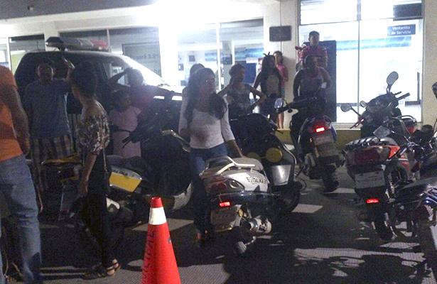 Sanmarqueños inconformes por sanciones a motociclistas