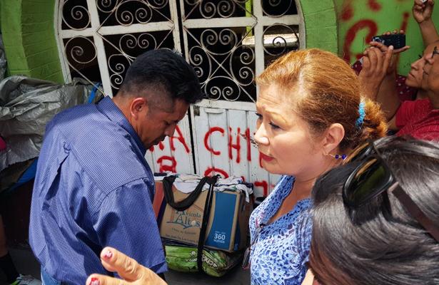 Liberan tras 14 meses el  ayuntamiento de Apango