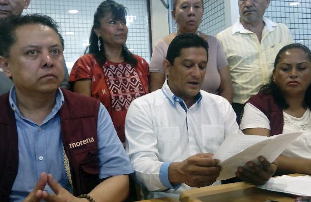 Militantes de Morena acusan manipulación en la designación de coordinadores en Acapulco