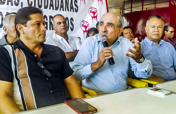 Frente Amplio no tiene futuro: Líderes perredistas