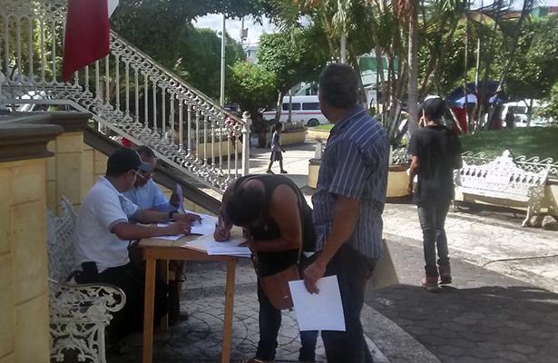 Recibe IEPC 17 solicitudes para consejeros electorales distritales
