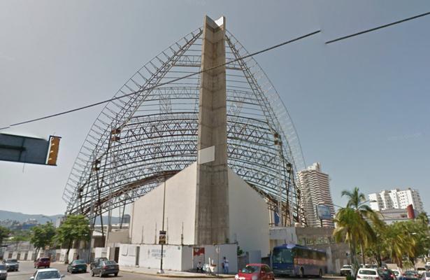 """Por falta de dinero, inconclusa la nueva Catedral """"Cristo Rey"""""""