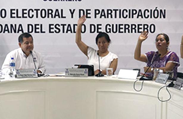 Renuncia consejera presidenta del IEPC
