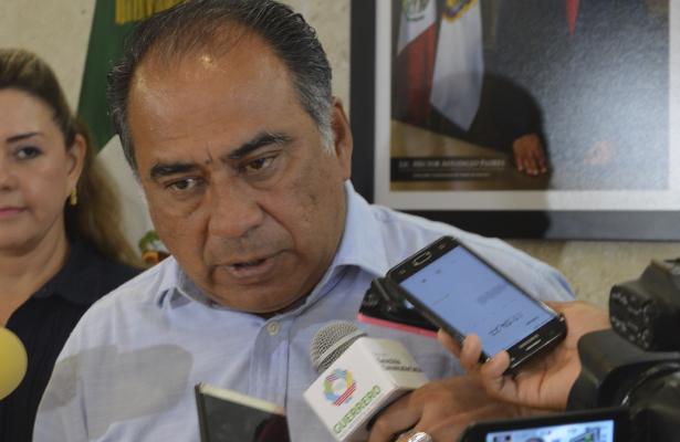 Reprograma Astudillo visita de evaluación a Chilapa