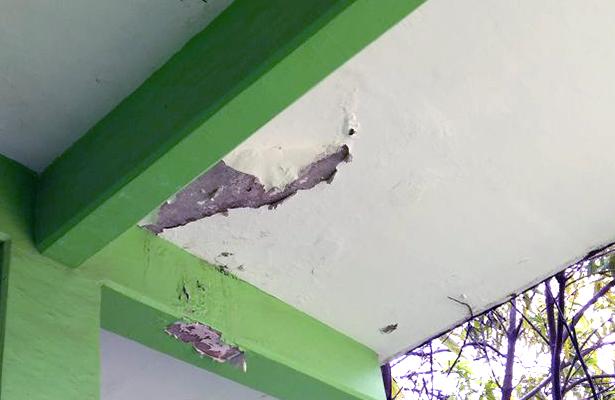 Confirma SEG, siete escuelas con daños tras sismo de 7.1 grados