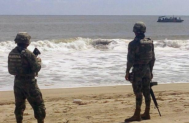 A un mes, sin rastros de la aeronave que cayó en Coyuca de Benítez