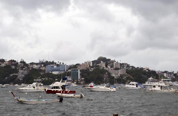 PC: Trae lluvias torrenciales a Guerrero, entrada de frente frío número 4