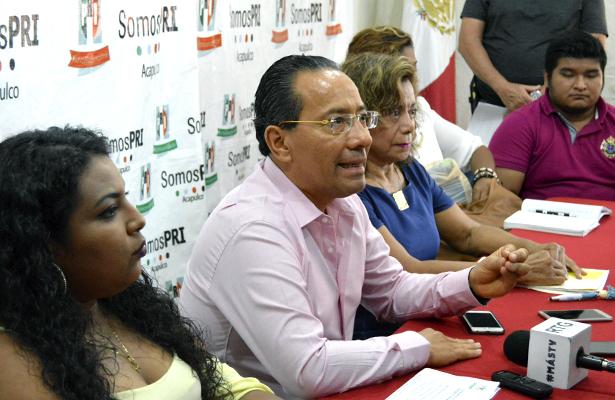 PRI se fortaleció con la ley de paridad de género: Fermín Alvarado