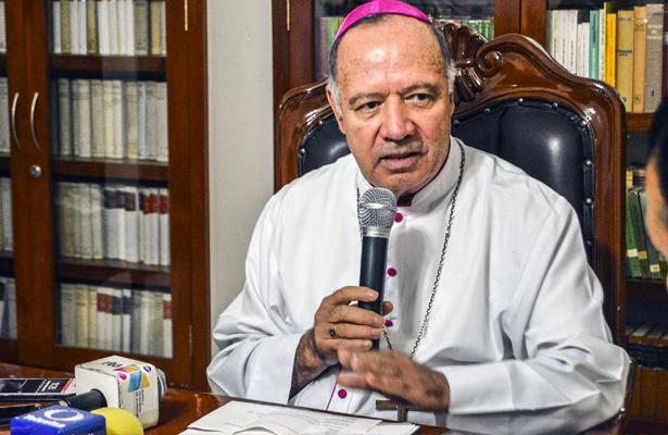 No habrá vigilancia especial para iglesias ni sacerdotes: Arzobispo de Acapulco