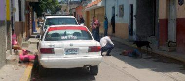 Ejecutan a cuatro sujetos cerca del mercado municipal en Iguala