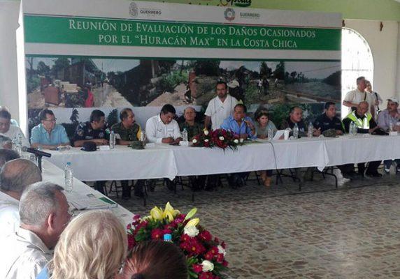 Piden alcaldes agilizar gestión de recursos para la reconstrucción