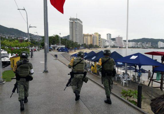 Zona turística se ha convertido en escenario de violencia