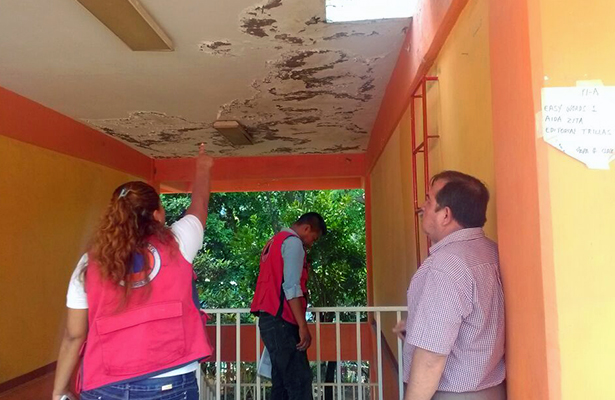 Continúa PC verificando daños en Guerrero