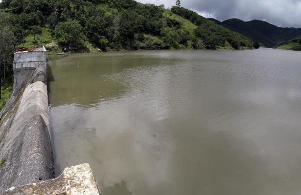 """Revisan CAPASEG y Conagua niveles de la presa """"Juan Catalán Berber"""""""