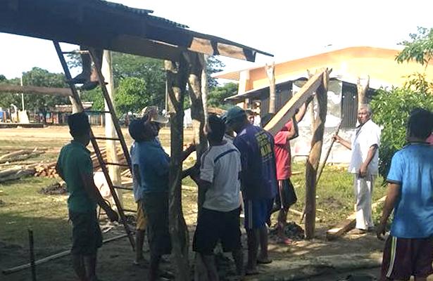 Padres de familia piden infraestructura educativa para jardín de niños en Ometepec